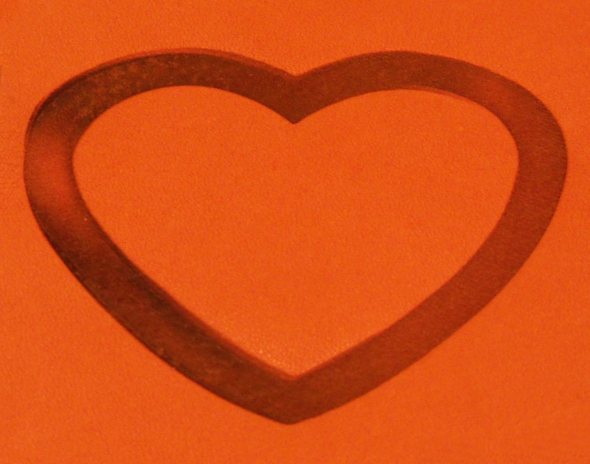 Brandin' Buddies Heart