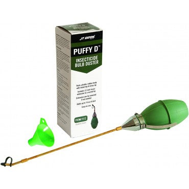 JT Eaton's Puffy D Insecticide Bulb Duster