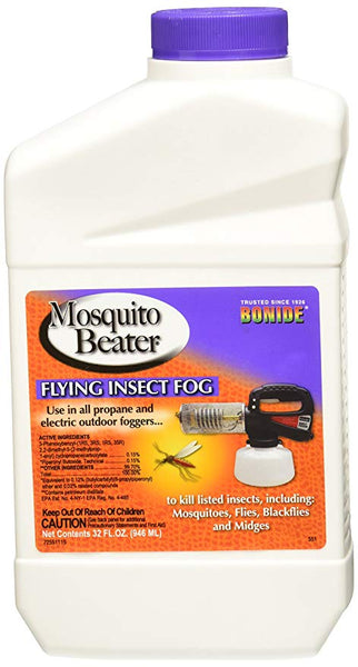 Bonide Mosquito Beater Flying Insect Fog, quart