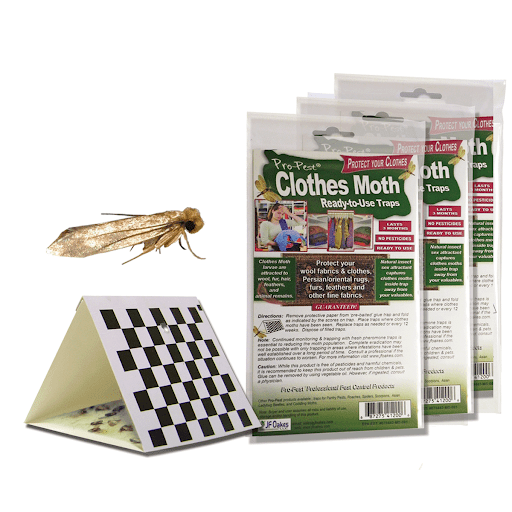 Pro-Pest Clothes Moth Trap
