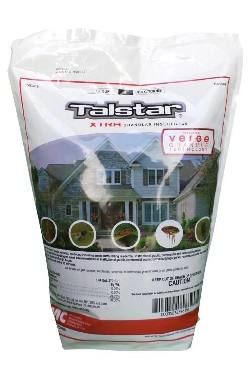 Talstar Xtra Granular Insecticide with Verge