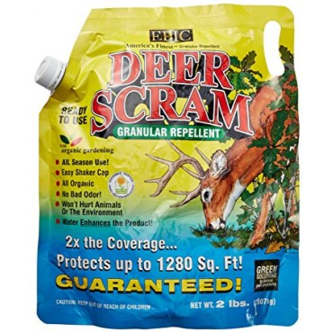 Deer Scram All-Natural Deer Repellent Granules