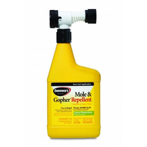 Sweeney Mole and Gopher Repellent Spray