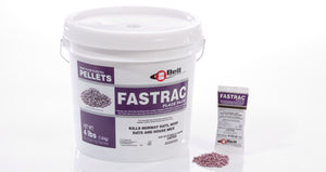 Fastrac Bait Packs 121 ct Place Pacs