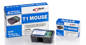 T1 Mouse Bait Station