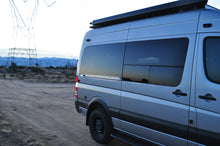 Sliding Door T-Vent Window, 2007+ Sprinter 144 and 170
