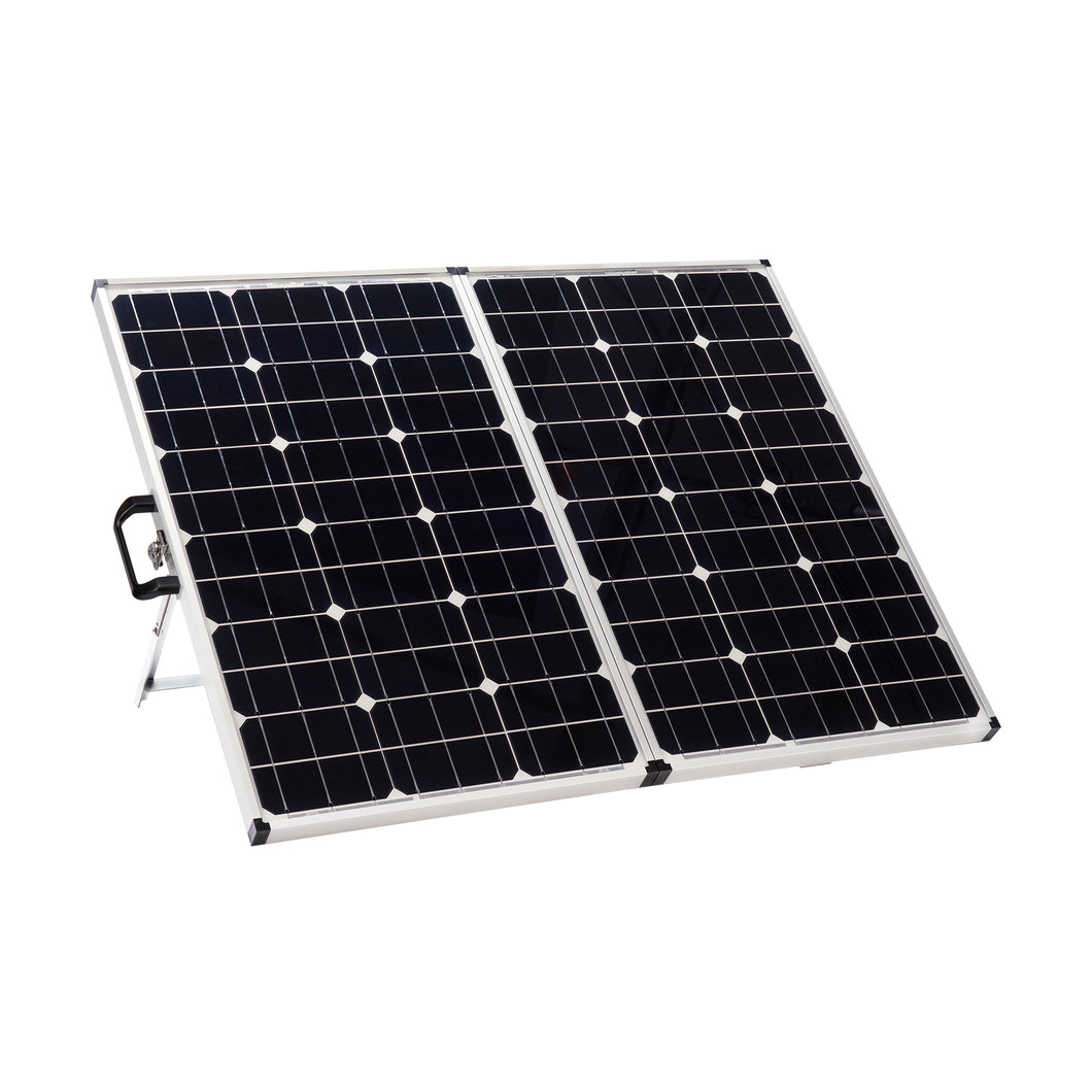 Zamp 120 Watt Portable Solar Panel Kit