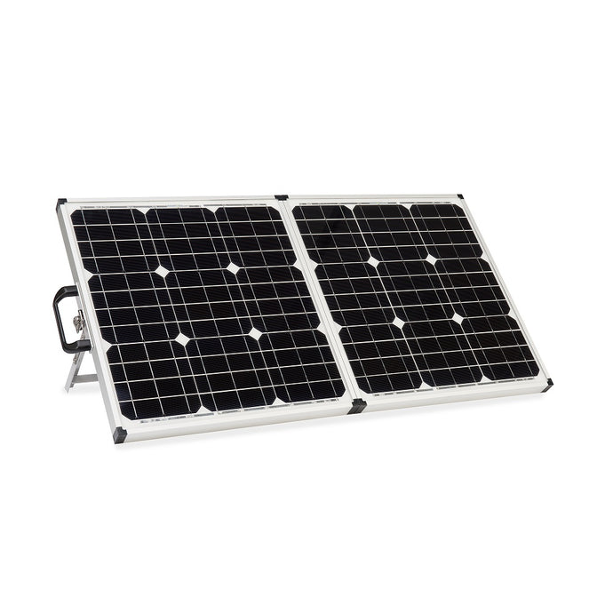 Zamp 80 Watt Portable Solar Panel Kit