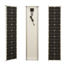 Zamp 80 Watt Long Solar Panel