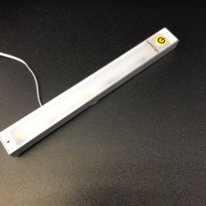 LumiCoin L20 LED Bar Light, 18 cm with integrated dimmer