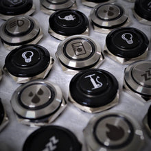 Engraved Push Button Switches