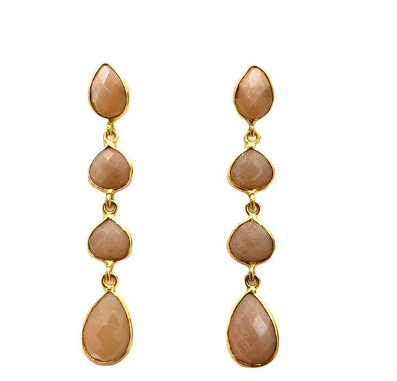 Pendientes Madame Champagne