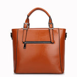 Fashion Designer Women Handbag Leather Portable Shoulder Bag