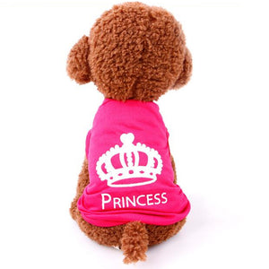 """Princess"" Pink T-Shirt"