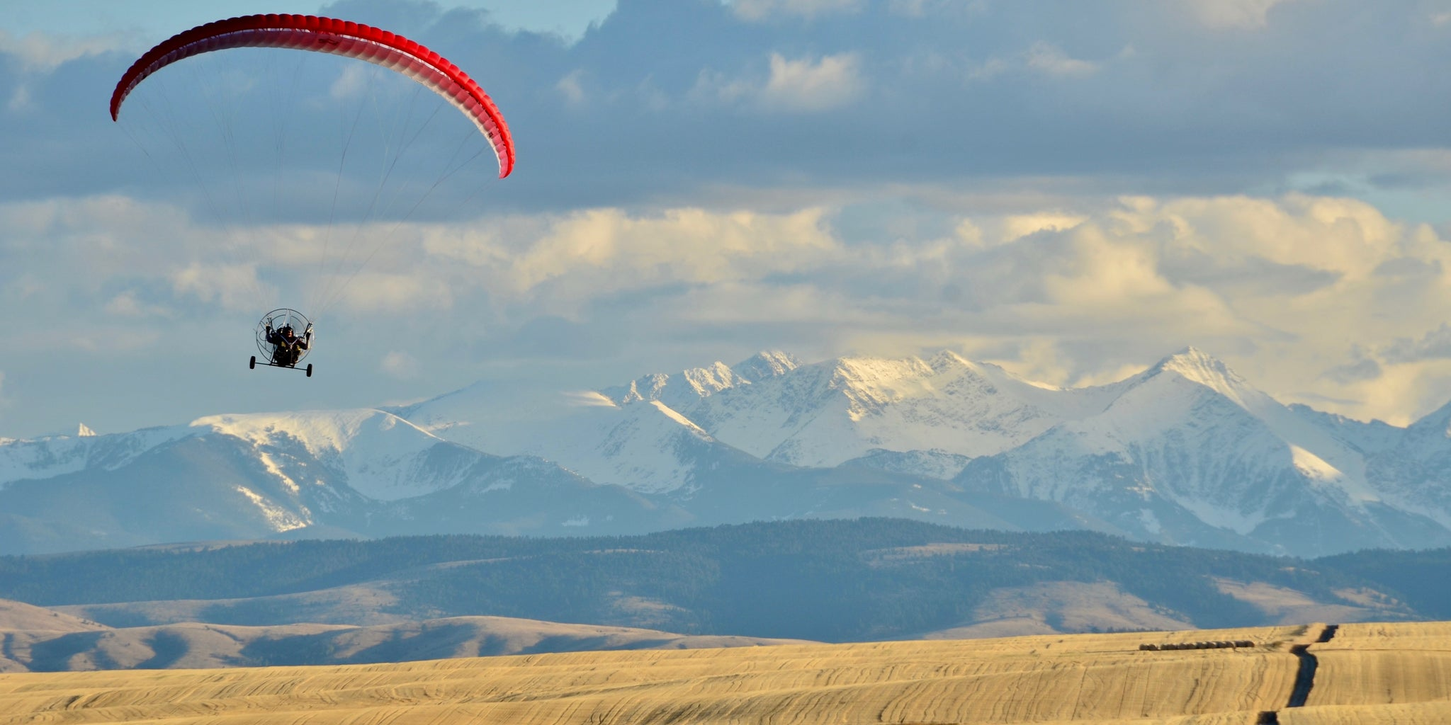 Bozeman Paragliding - Come Fly With Us In Montana!