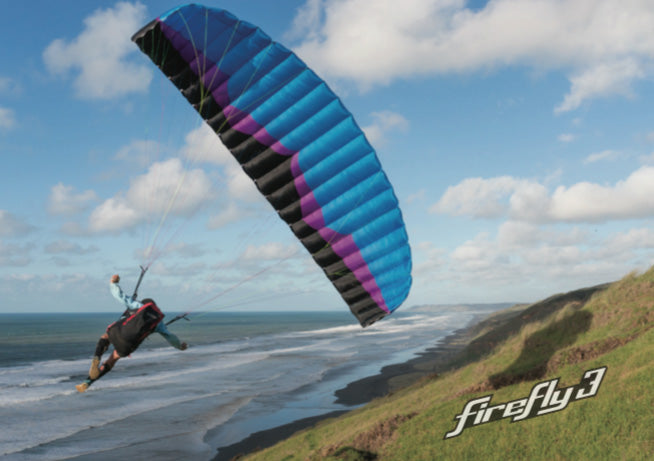 Ozone Firefly 3 (Speedwing, Foot-Launch)