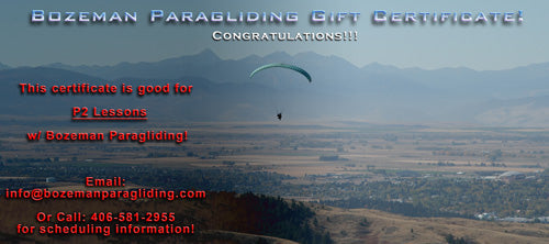 P2, PPG & Speedflying (GC)