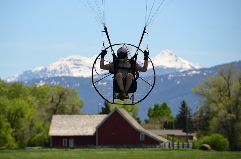 Paramotor Lessons (P2 + PPG)