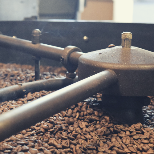 Choose the right roast for high caffeine