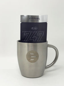 JetFuel Coffee Steal Mug