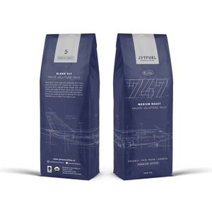 JetFuel Coffee - Medium Roast - Blend747