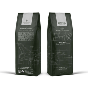 JetFuel Coffee - Dark Roast - Blend16