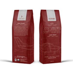JetFuel Coffee - Light Roast - Blend172