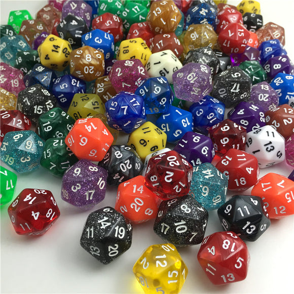 Twenty Sided Dice