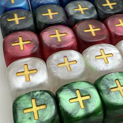 Fudge and Fate Dice