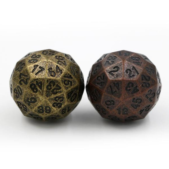 Large and Odd Sized Polyhedral Dice (D16, D24, D30 and D60)