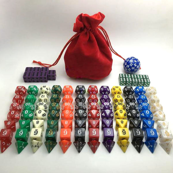 Giant Bag of Dice!