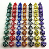 O5R Special: Ten Acrylic Polyhedral Dice for Classic Fantasy Role Playing Games