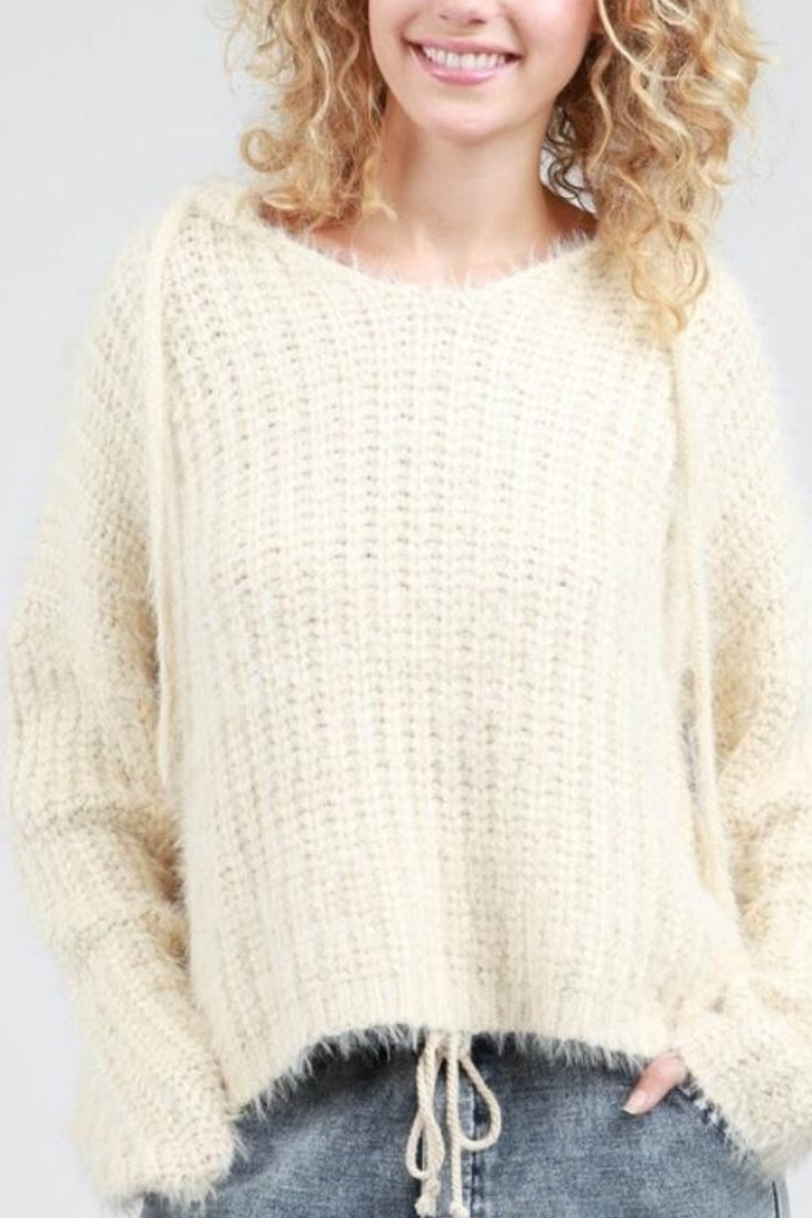 Softest Hoodie Sweater