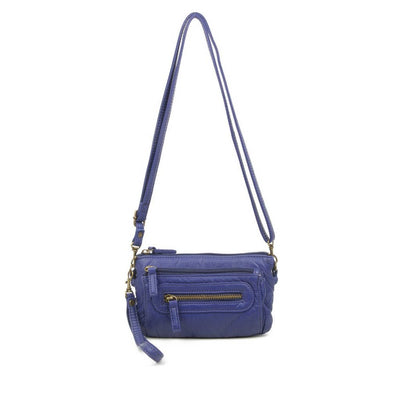 The Anita Three Way Crossbody Wristlet