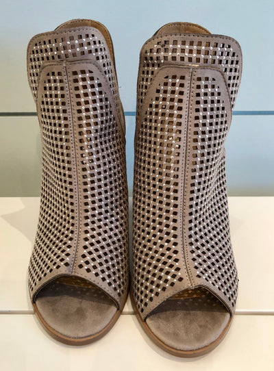 Sparkle Grey Ultimate Bootie