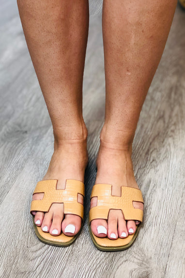 Your Feet will Thank you Sandal