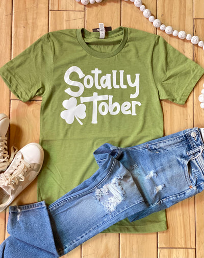 Sotally Tober Tee