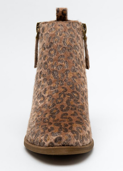 Twilight Leopard Bootie