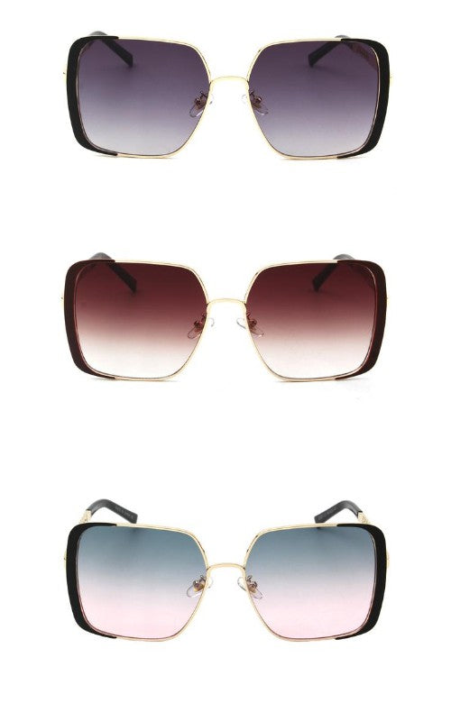 Women Classic Square Fashion Sunglasses