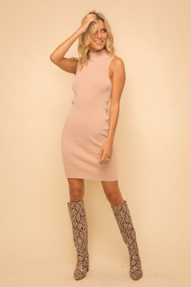 Body Con Sweater dress