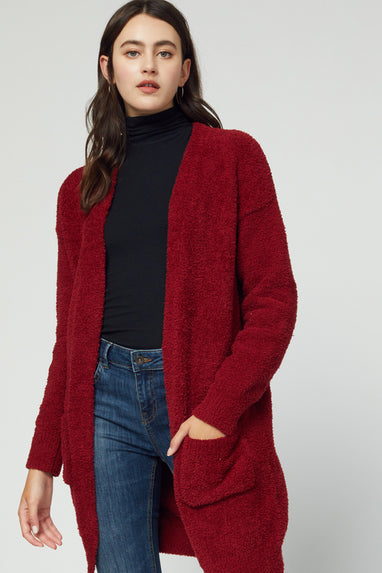 Knit Lightweight Cardigan