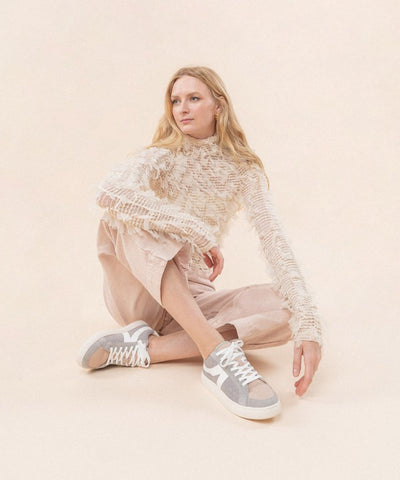 Martha Canvas Sneaker