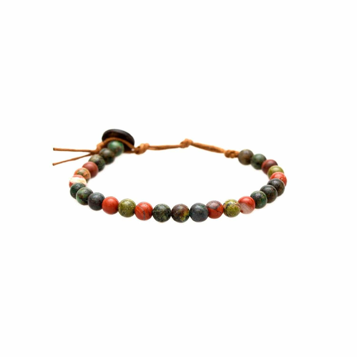 Peace + Protection Bracelet