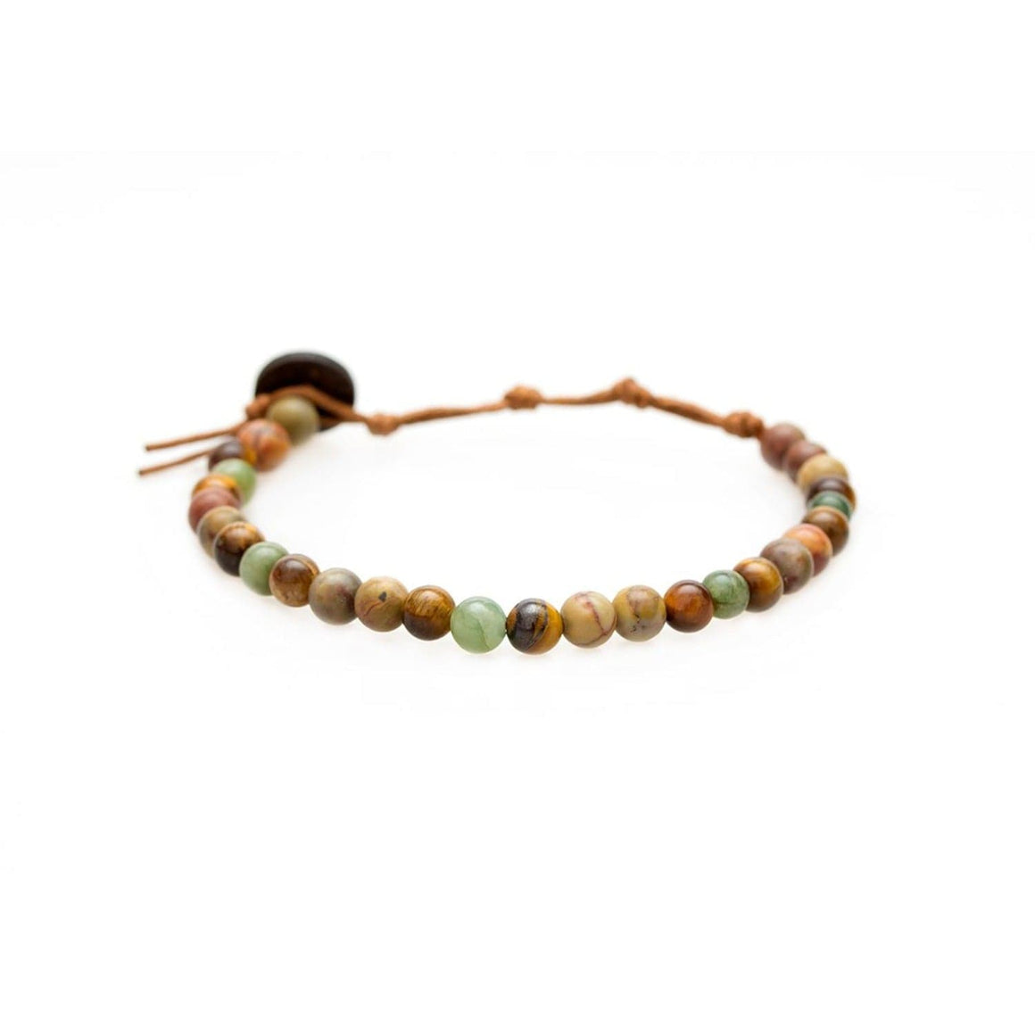 Prosperity + Courage Bracelet