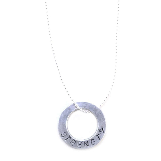 Circle Of Strength Necklace