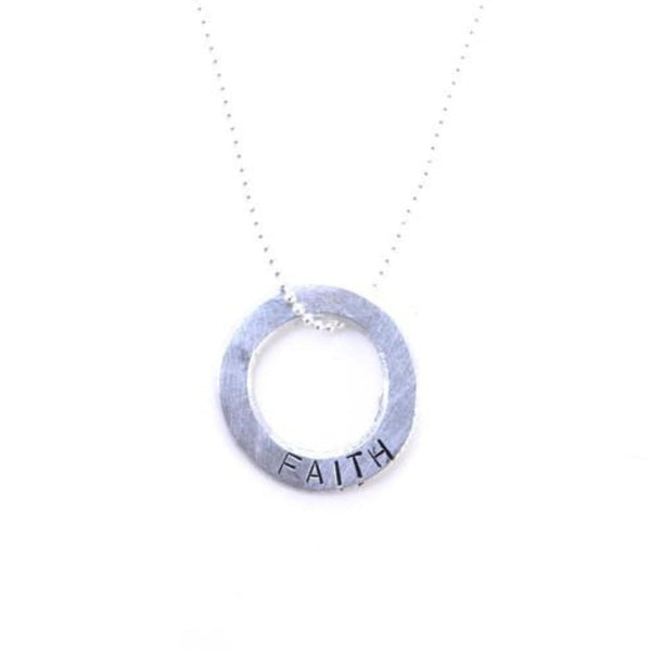 Circle Of Faith Necklace