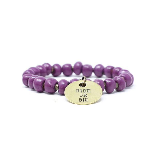 Ride or Die Bracelet