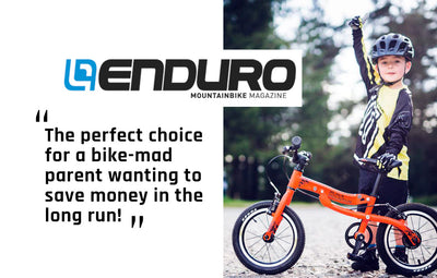 ENDURO MAG: The Bike That Grows With Your Kid!