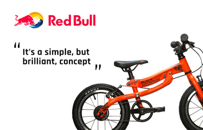 Redbull: How Black Mountain is thinking big with little bikes