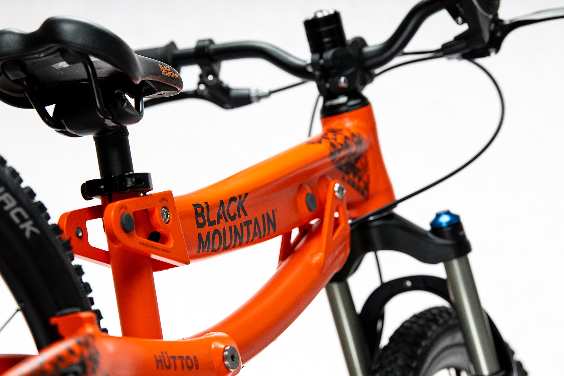 20 inch kids bike with suspension